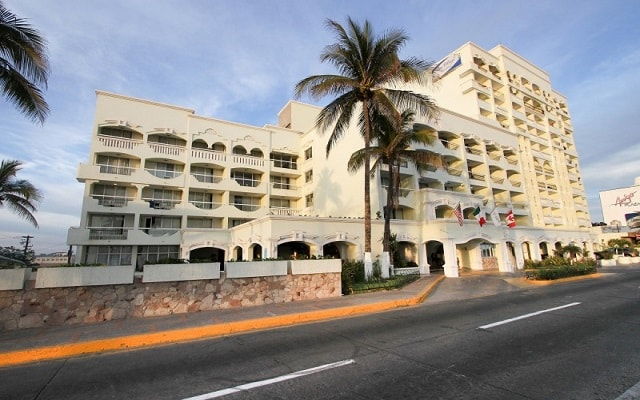 Hotel Don Pelayo Pacific Beach, buena ubicación