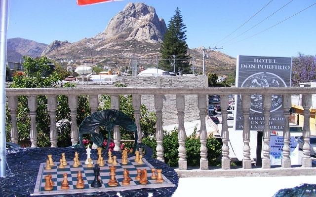 Hotel Don Porfirio en Bernal