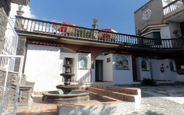 Hotel Don Porfirio, cómodas instalaciones
