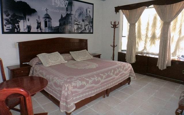 Hotel Don Porfirio, confort en cada sitio