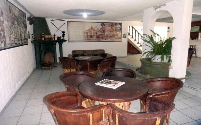 Hotel Don Porfirio, atención personalizada desde el inicio de tu estancia