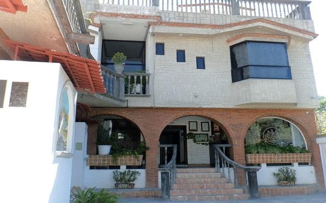 Hotel Don Porfirio, buena ubicación