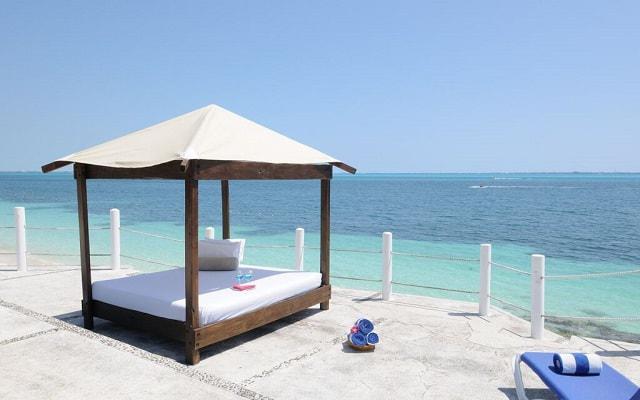 Hotel Dos Playas Cancún descansa y olvídate de todo