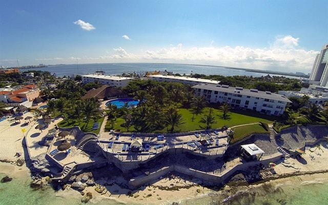 Hotel Dos Playas Cancún en Zona Hotelera