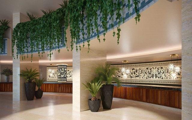 Hotel Dreams Acapulco Resort & Spa, atención personalizada desde el inicio de tu estancia
