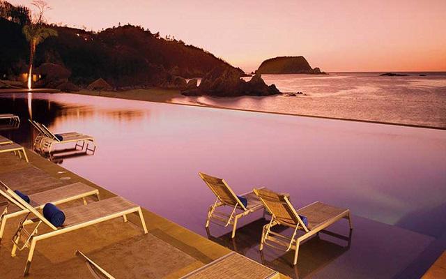 Hotel Dreams Huatulco Resort & Spa, disfruta los hermosos atardeceres de Huatulco