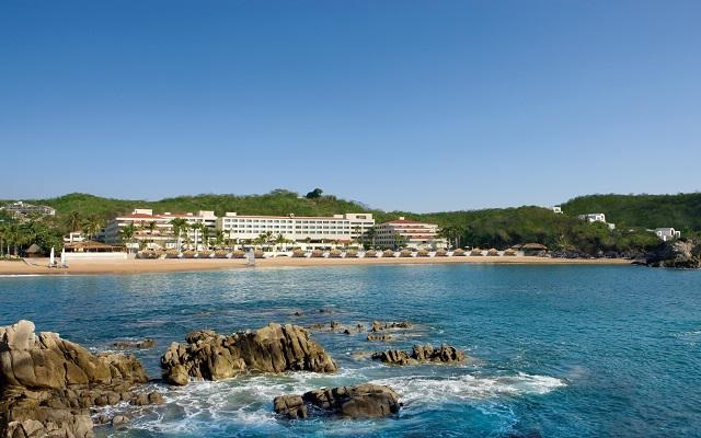 Hotel Dreams Huatulco Resort and Spa en Bahía Tangolunda