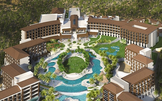 Hotel Dreams Playa Mujeres Golf and Spa Resort en Playa Mujeres
