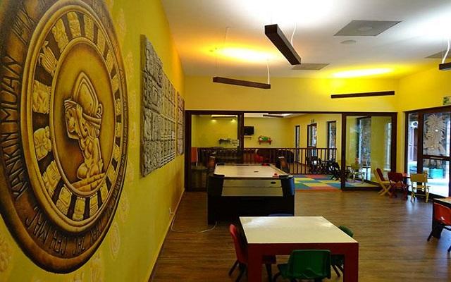 Hotel Dreams Riviera Cancún Resort and Spa, espacio ideal para que los pequeños se diviertan