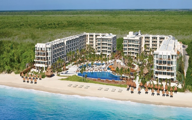 Hotel Dreams Riviera Cancún Resort and Spa en Puerto Morelos