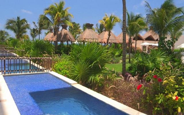 Hotel Dreams Riviera Cancún Resort and Spa, espacios con hermosas vistas