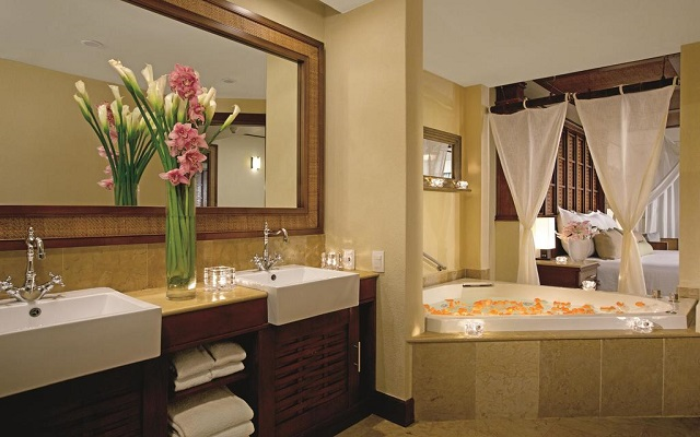 Hotel Dreams Riviera Cancún Resort and Spa, habitaciones bien equipadas