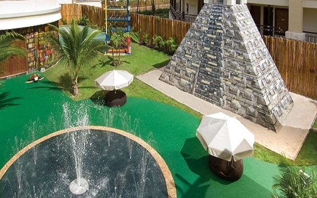 Hotel Dreams Riviera Cancún Resort and Spa, área de juegos para niños