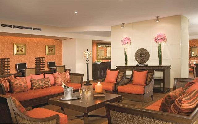Hotel Dreams Riviera Cancún Resort and Spa, espacios acogedores en tu habitación
