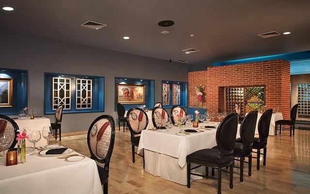 Hotel Dreams Sands Cancún Resort & Spa, variados menús para tus alimentos