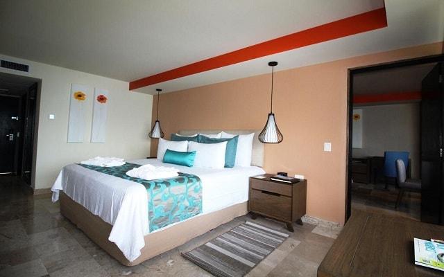 Hotel Dreams Sands Cancún Resort & Spa, espacios diseñados para tu descanso
