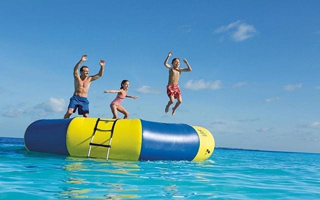 Hotel Dreams Sands Cancún Resort & Spa, opciones divertidas para la familia