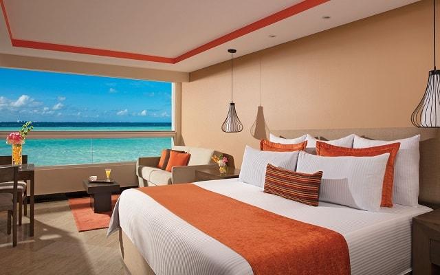 Hotel Dreams Sands Cancún Resort & Spa, sitios llenos de confort