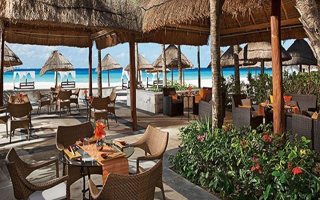 Hotel Dreams Sands Cancún Resort & Spa, lugar ideal para comenzar tu día