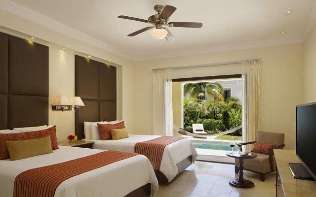 Hotel Dreams Tulum, habitaciones cómodas y acogedoras