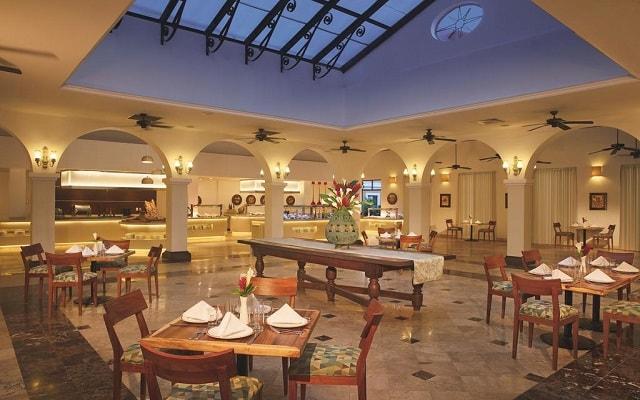 Hotel Dreams Tulum, escenario ideal para tus alimentos