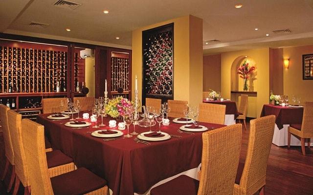 Hotel Dreams Tulum, gastronomía de calidad