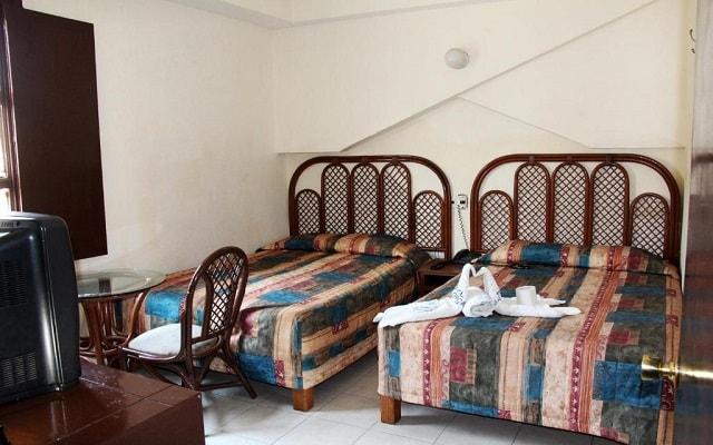 Hotel Económico Mallorca, habitaciones cómodas