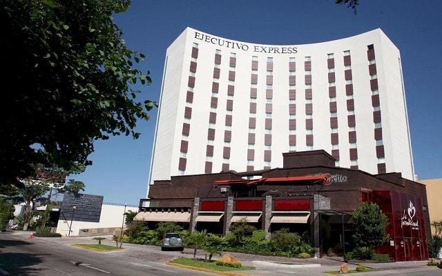 Hotel Ejecutivo Express en Guadalajara Ciudad