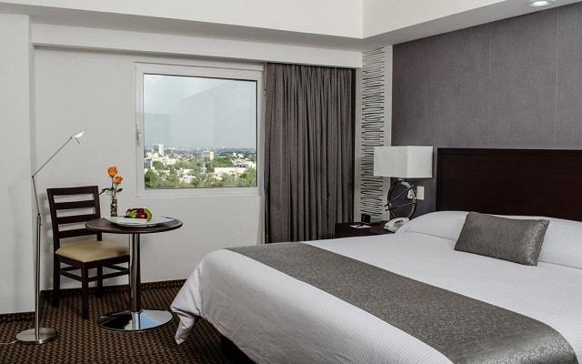 Hotel Ejecutivo Express, equipadas y cómodas habitaciones