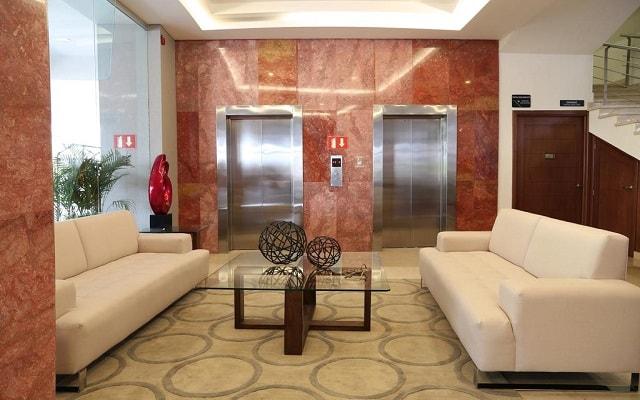 Hotel Ejecutivo Express, lobby
