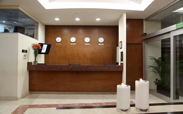 Hotel Ejecutivo Express, atención personalizada desde el inicio de tu estancia