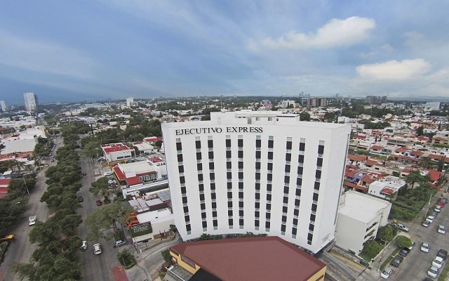 Hotel Ejecutivo Express, vista aérea