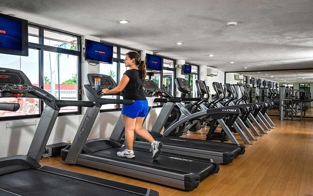 Hotel El Cid Granada and Country Club, ofrece un gimnasio bien equipado