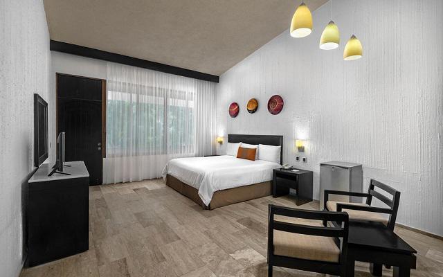 Hotel El Cid Granada and Country Club, sus habitaciones ofrecen amenidades para tu descanso