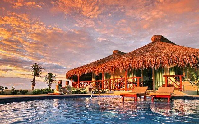 Hotel El Dorado Casitas Royale by Karisma, atardeceres inolvidables