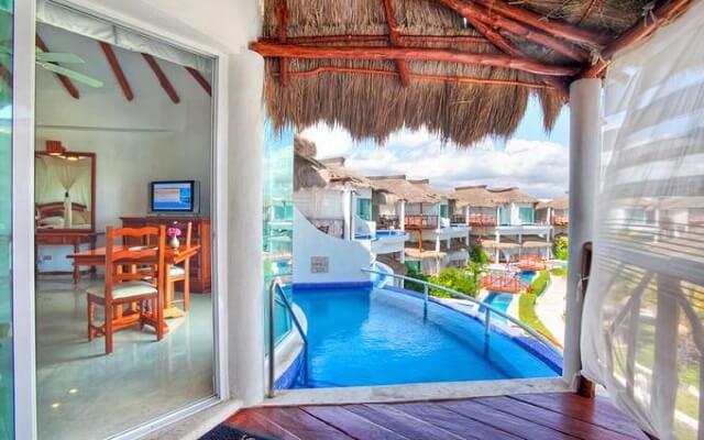 Hotel El Dorado Casitas Royale by Karisma, escenarios fascinantes