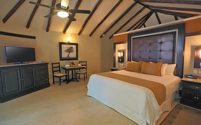 Hotel El Dorado Casitas Royale by Karisma, habitaciones bien equipadas