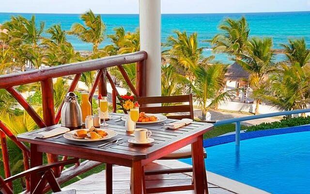 Hotel El Dorado Casitas Royale by Karisma, vistas hermosas del mar