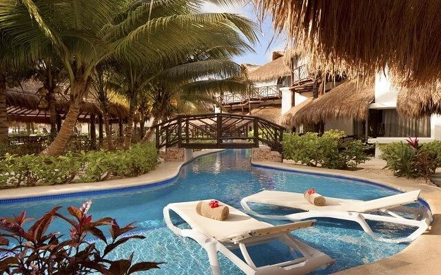 Hotel El Dorado Casitas Royale by Karisma, espacios agradables para que te relajes