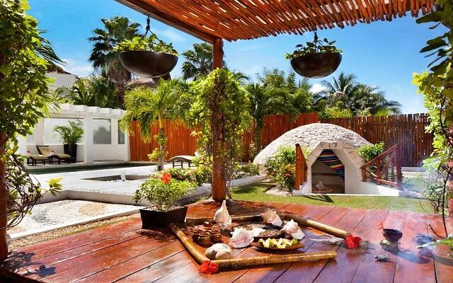 Hotel El Dorado Casitas Royale by Karisma, Temazcal Naay Spa