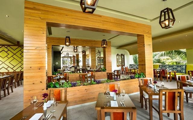 Pquete Hotel El Dorado Maroma Beach Resort by Karisma