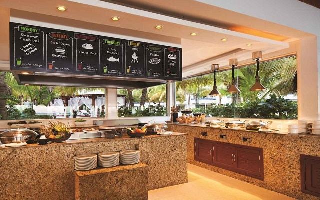 Hotel El Dorado Maroma by Karisma, escenario ideal para tus alimentos