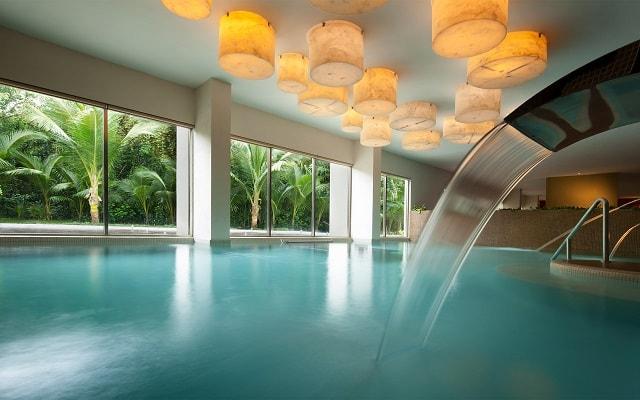 Hotel El Dorado Seaside Suite Infinity, By Karisma, disfruta un tratamiento de hidroterapia