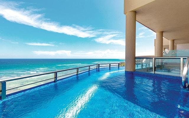 Hotel El Dorado Seaside Suite Infinity, By Karisma, habitaciones con acceso directo a la alberca