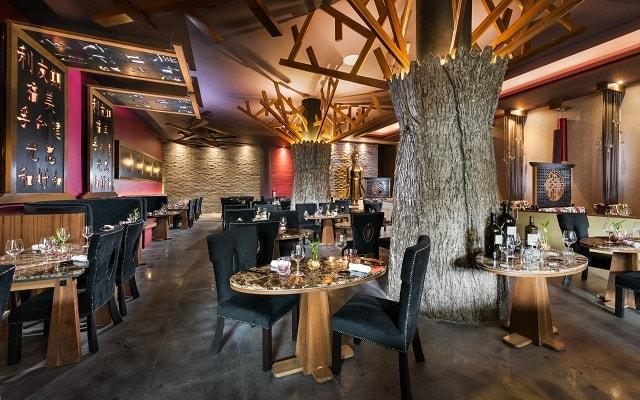 Hotel El Dorado Seaside Suite Infinity, By Karisma, ambientes agradables