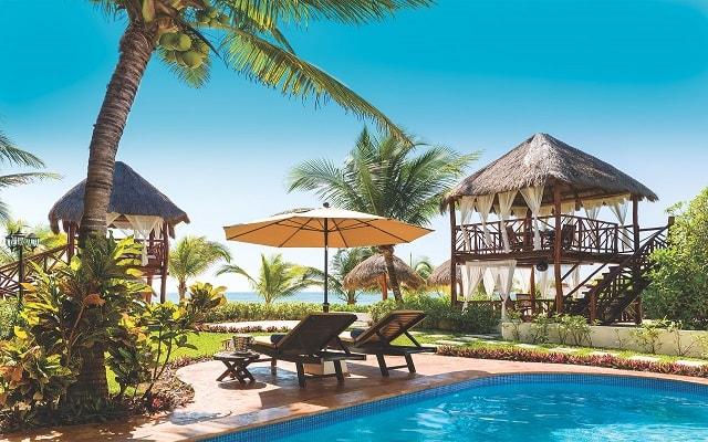 Hotel El Dorado Seaside Suite Infinity, By Karisma, relájate a pasos del mar