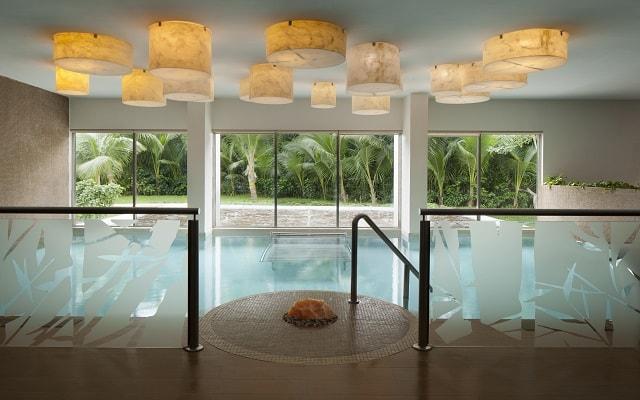 Hotel El Dorado Seaside Suite Infinity, By Karisma, permite que te consientan en el spa