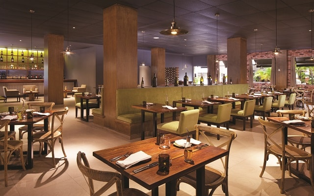 Hotel El Dorado Seaside Suite Infinity, By Karisma, plan de alimentos todo incluido