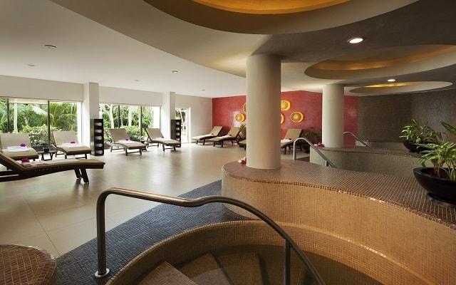 Hotel El Dorado Seaside Suite Infinity, By Karisma, spa con variedad de tratamientos
