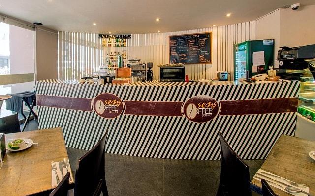 Hotel El Ejecutivo by Reforma Avenue, Sens Coffe Bistro